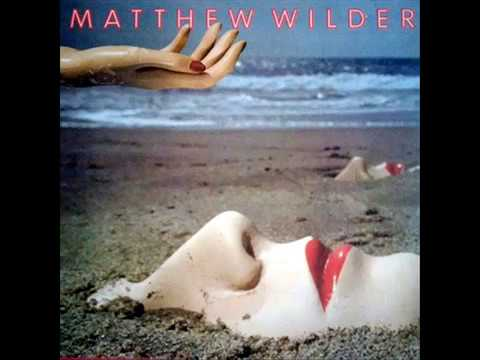 Matthew Wilder - I Don't Speak The Language  /LP 1983