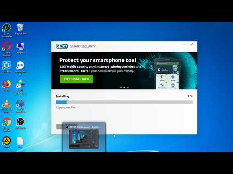 How To Download ESET Antivirus 10 For FREE FULL Version