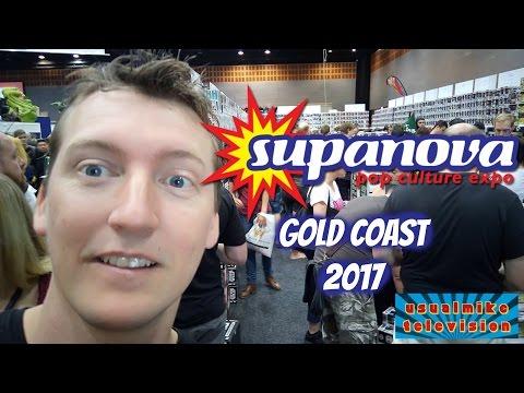 Supanova 2017 Gold Coast, Queensland