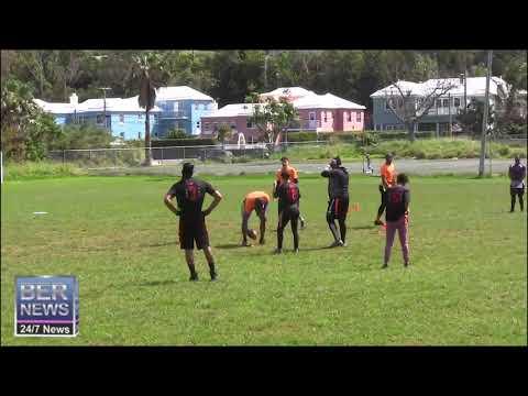 Bermuda Flag Football Winter League, March 8 2020
