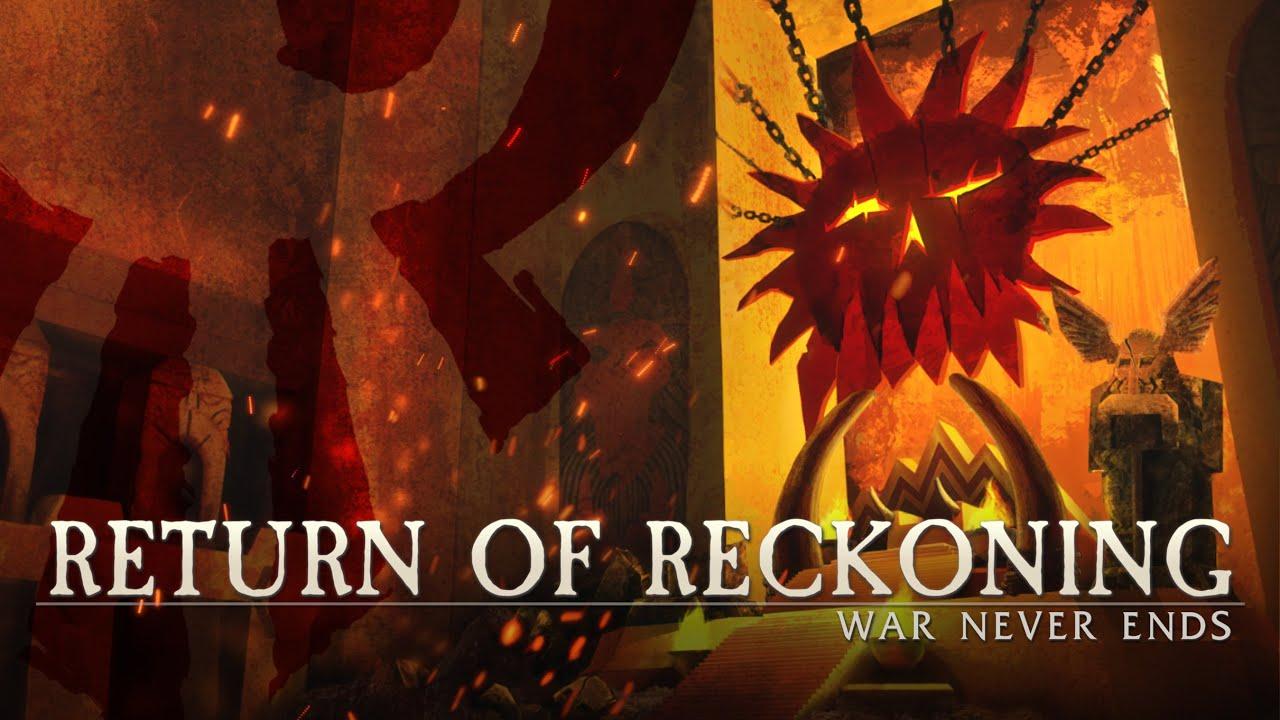 Warhammer Online  Return of Reckoning  Dwarf u0026 Greenskin Capital City Release Trailer