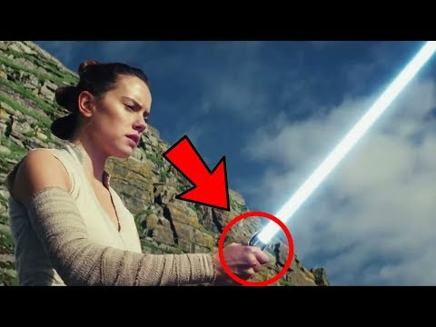 Download Youtube: 10 Hidden Secrets You Missed in Star Wars The Last Jedi Movie Trailer