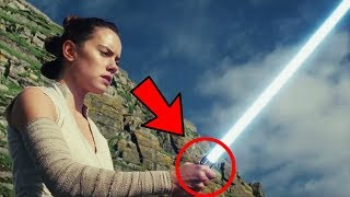 10 Hidden Secrets You Missed in Star Wars The Last Jedi Movie Trailer
