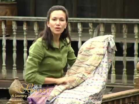 Songket Journey To Remember EP2 - Deanna Yusoff The Past Terengganu