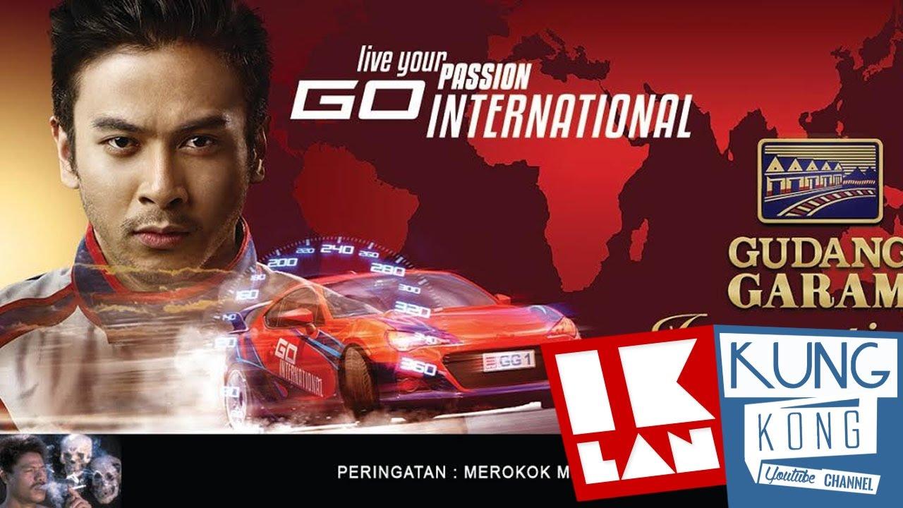 Gudang Garam International Bangkok Drift Iklan 2016 Youtube Internasional