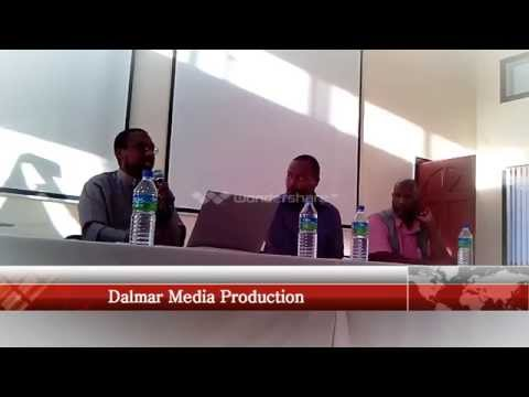 Sh Mustafe Ismail Harun Public Lecture on (Women in Islam) Part Two Hargeisa University 27 Nov 2014