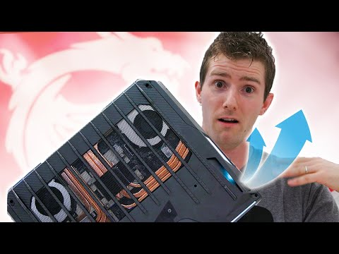 The Fastest Laptop EVER - MSI GT76 First Look