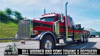 Bill Warner and Sons Towing & Recovery - O/O Interview