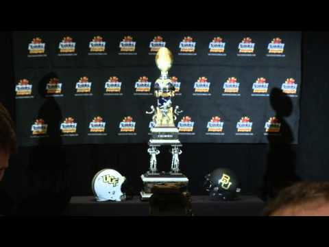 Baylor Press Conference - Defensive Coordinator & Selected Players