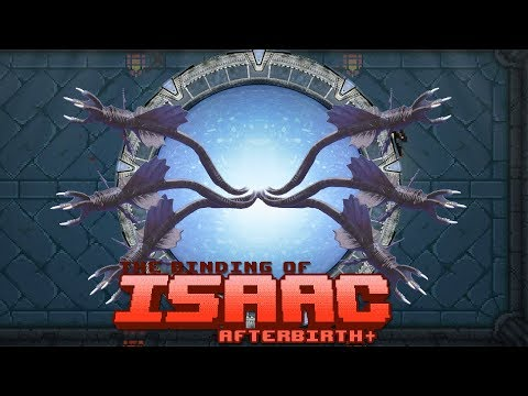 The Binding of Isaac Afterbirth Plus | SG-1 | Popular Synergies!