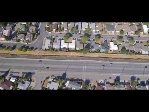 Fremont, California DJI Phantom 4