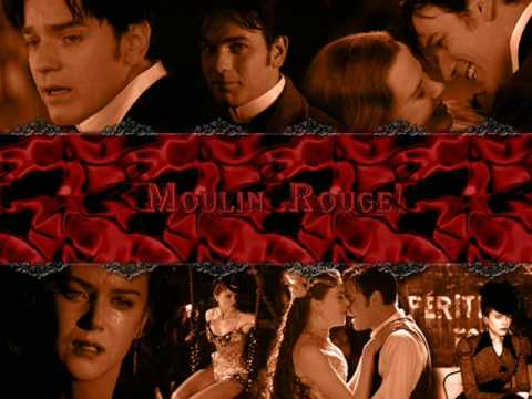 Bolero with Movie Stills from Moulin Rouge