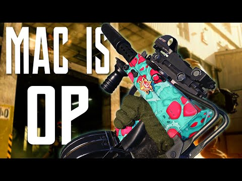 Mac 10 Is OVERPOWERED! | COD: Black Ops Cold War |