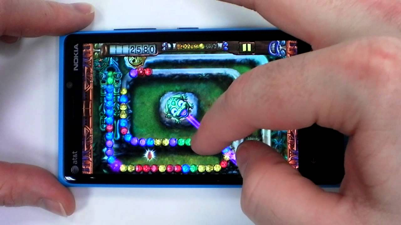 Phone Zuma For Android Phone zumas revenge xbox windows phone review youtube review