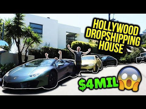 HOLLYWOOD DROPSHIPPING HOUSE ($4,000,000)