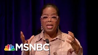 Can Oprah Help Push Stacey Abrams Over The Top In Georgia?  | Deadline | MSNBC