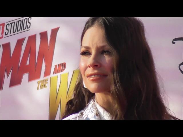 Evangeline LILLY @ Ant-Man & The Wasp European premiere 14 july 2018 Disneyland Paris