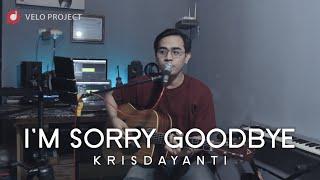 Download Mp3 I'm Sorry Goodbye - Krisdayanti | Julian Laewa Live Cover
