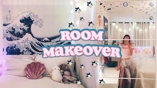Extreme VSCO Room Transformation (wow i actually tried to diy)