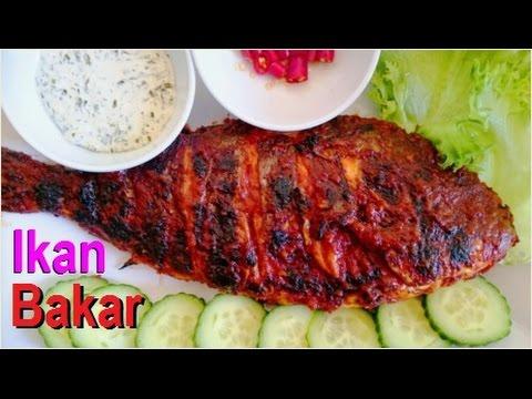 Resep Ikan Bakar (Grilled Fish Recipe)