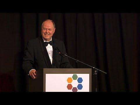 Deutscher Rednerpreis 2017 - Peer Steinbrück - Laudatio und Dankesrede vollständig