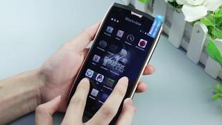Купуйте BV7000 NFC і Aututu пояснив у деталях, тонкий корпус IP68 міцний смартфон