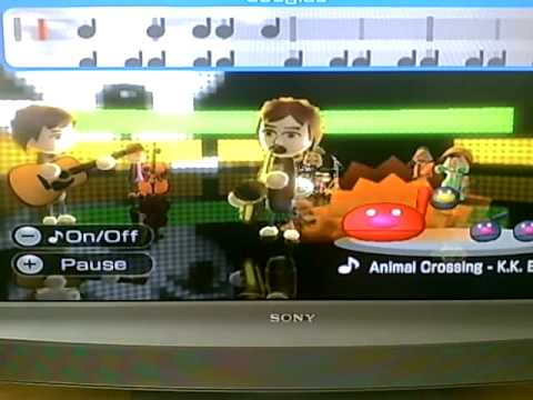 Wii Music - Funny Secret