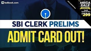 SBI Clerk 2020 Admit Card Out! | How to Download SBI Clerk Prelims Call Letter | SBI Hall Ticket