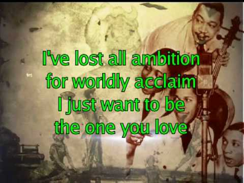 I Don't Want to Set the World on Fire (karaoke)