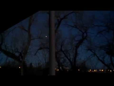 04-22-2012 UFO Great Falls Montana Malmstrom AFB
