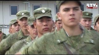 Путин разрешил жителям Южной Осетии служить в российской армии