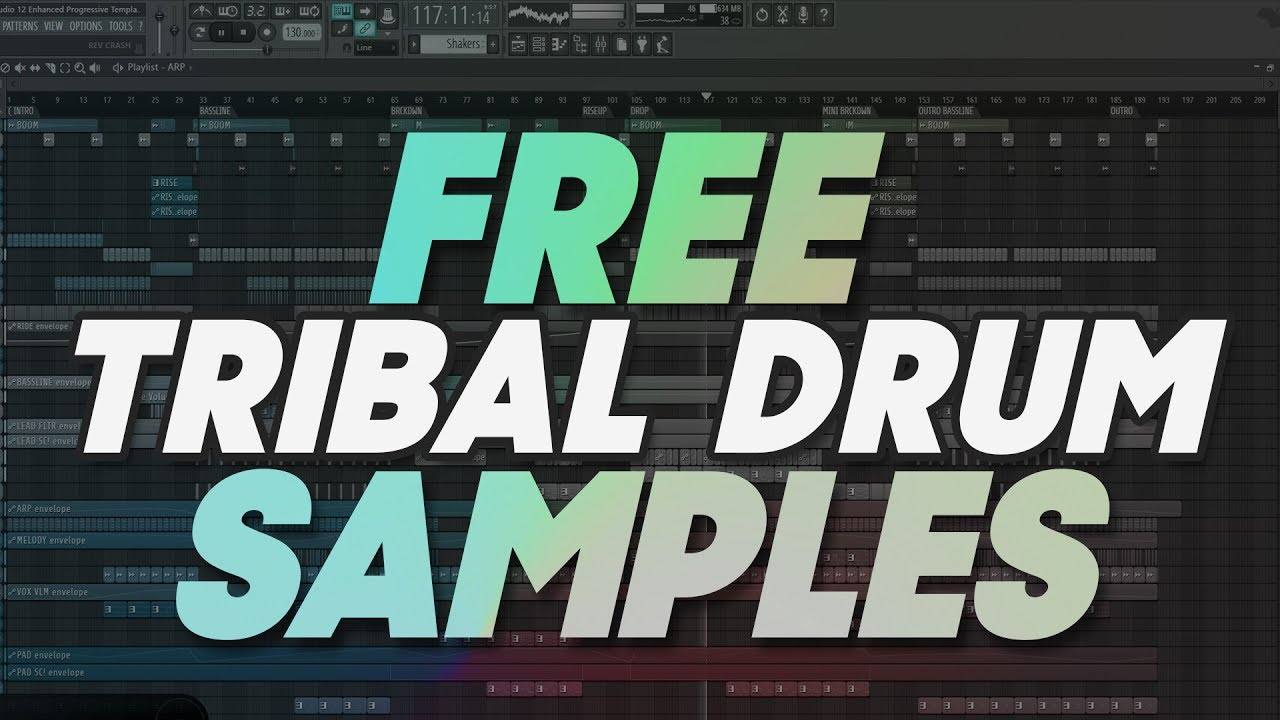 FREE! Tribal Drums Sample Pack | Prey Hunter
