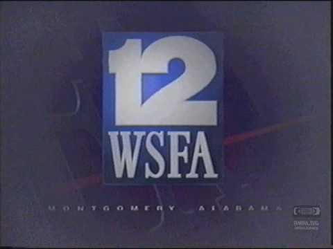 WSFA 12 | Ident | 1997 | Montgomery Alabama