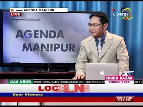Agenda Manipur Topic Manipur Election 2017, 05 February 2017