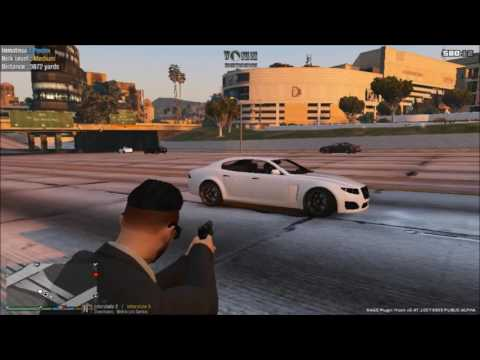 GTA 5 LSPDFR VIP PROTECTION SQUAD EPISODE 16