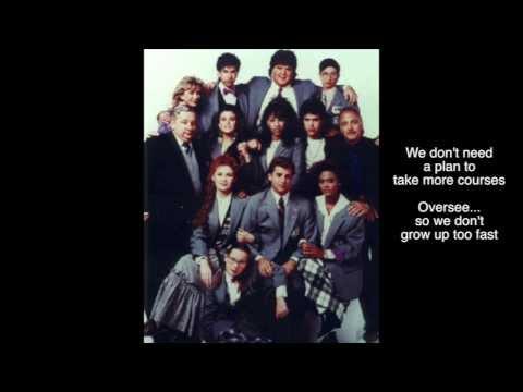 """Head Of The Class"" original theme song with lyrics"
