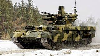 БМПТ 72 Терминатор Грозное оружие России