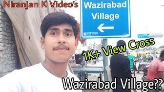 Wazirabad Village Vlog