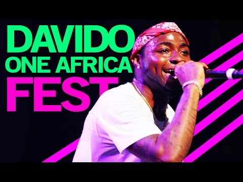 #OneAfricaMusicFest: DAVIDO Performs Live At Barclays Center