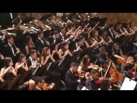 Marcha Eslava. P. I. Tchaikovsky