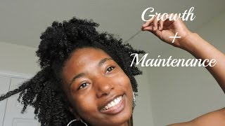 Only 1 Tip To Make Your 4b/4c Natural Hair Grow !