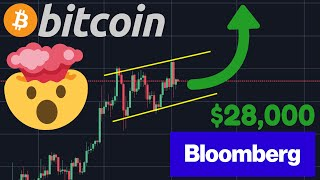 BREAKING NEWS!!!!! BITCOIN TO $28,000 BY THE END OF 2020, SAYS BLOOMBERG!!!!