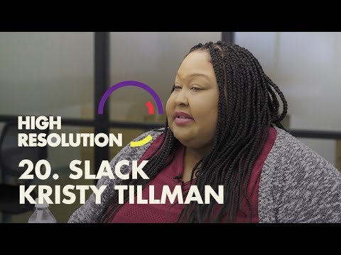 #20: Slack Head of Comms Design, Kristy Tillman, on breaking