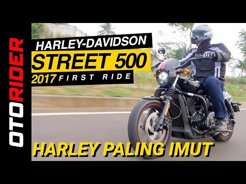 Harley-Davidson Street 500 2017 Review – Indonesia | OtoRider
