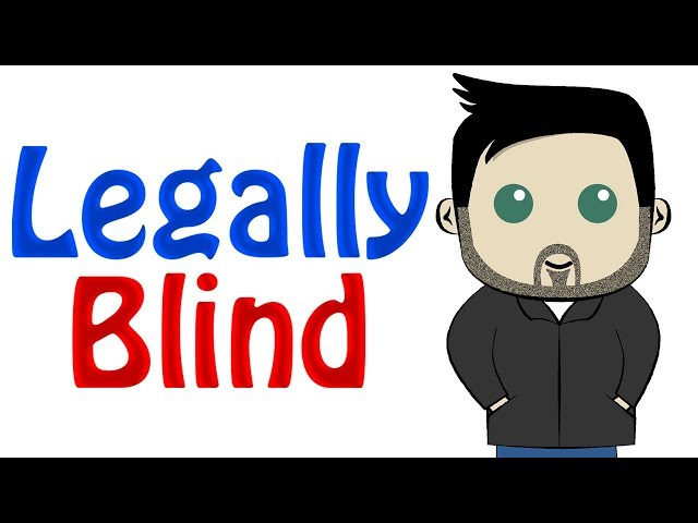 Legally Blind 17: Getting a Job (This is where Ive been for the past year!)