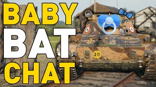 BABY BAT CHAT! - World of Tanks