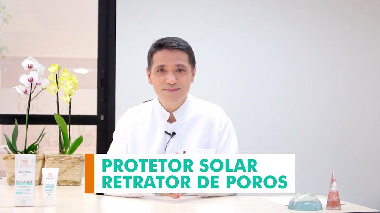Protetor Solar Retrator De Poros Normalize Pore Ada Tina Italy