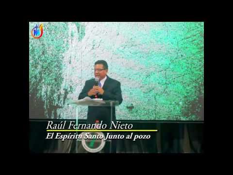 Raúl Fernando Nieto-El Espíritu Santo Junto al Pozo
