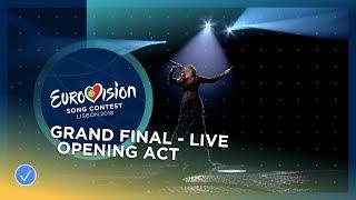 Opening Act - Ana Moura & Mariza - LIVE - Grand Final - Eurovision 2018
