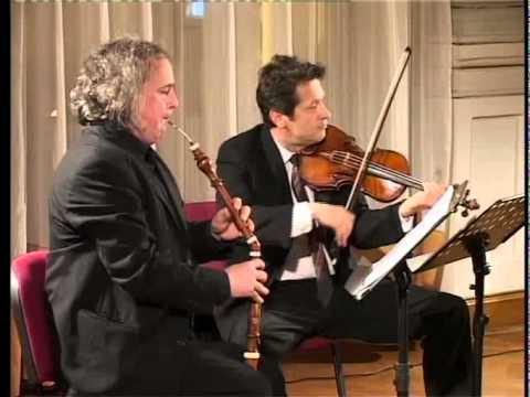 NOMUS 2006 - Il Gardellino Ensemble Concert (part 1)